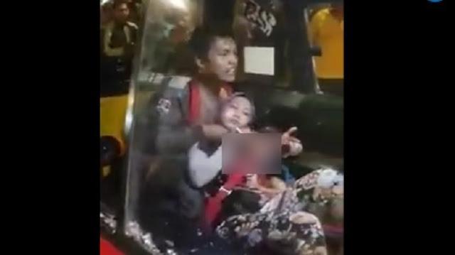 Aksi Heroik Aiptu Sunaryanto, Polisi Ini Selamatkan Ibu dan Anak dari Penodongnya