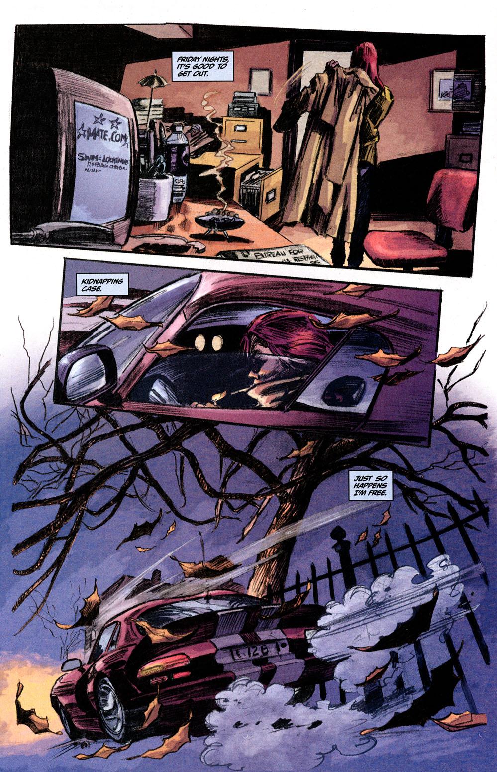 Read online Hellboy: Weird Tales comic -  Issue #6 - 12