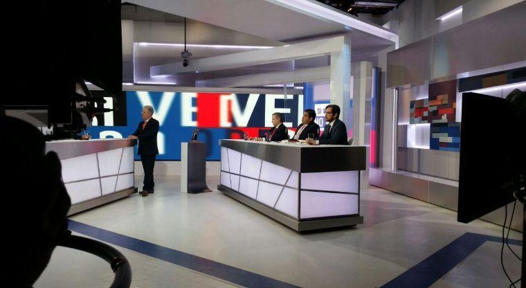 Si me dicen, no vengo, programa de Joaquín López-Dóriga, Televisa 2016 | Ximinia