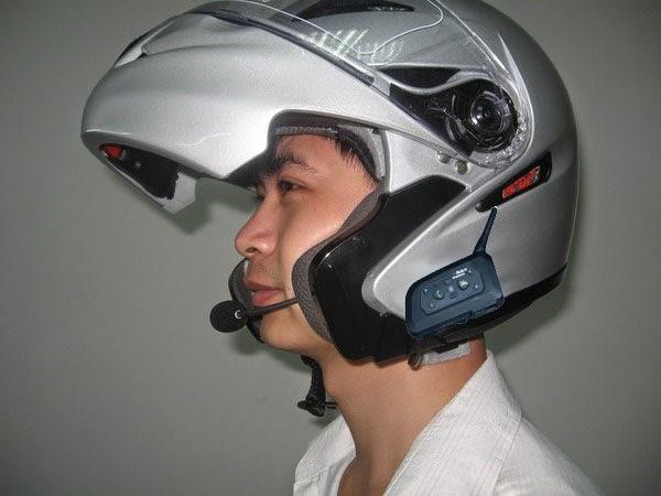6 rider bt interphone bluetooth headset intercom. Black Bedroom Furniture Sets. Home Design Ideas