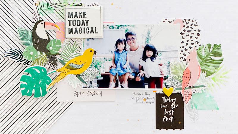 Crate Paper Design Team : Best Day Ever