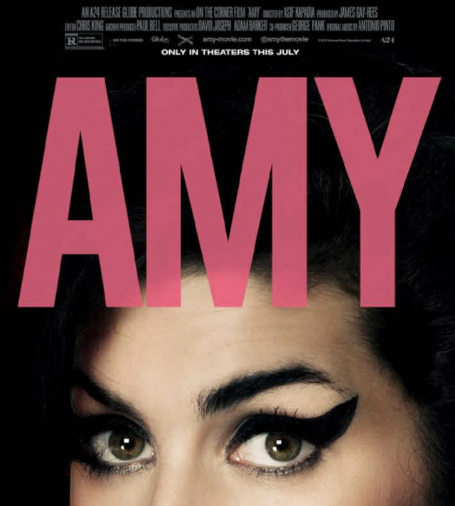 Danh ca Amy Winehouse - Amy (2015)