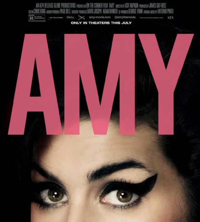 Danh ca Amy Winehouse - Amy (2015)