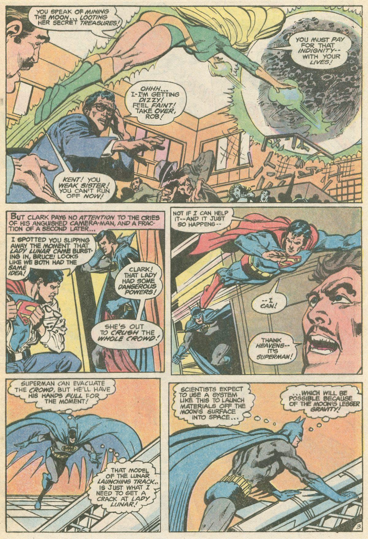 Read online World's Finest Comics comic -  Issue #266 - 5