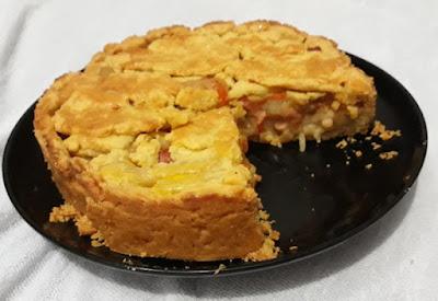 Resep Pie Isi Ayam Luncheon yang Mudah dan Praktis