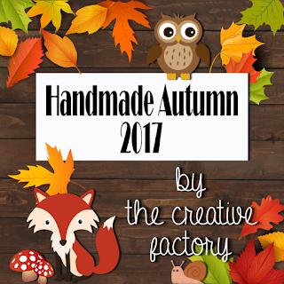 Quadretti con foglie secche d'autunno - banner TCF - My Little Inspirations