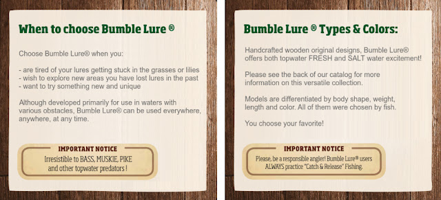http://bumble-lure.com/making-of.html