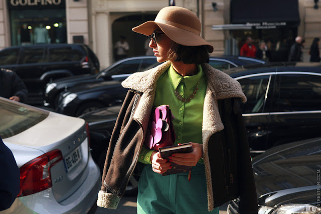 The Hats of Fashion Week.