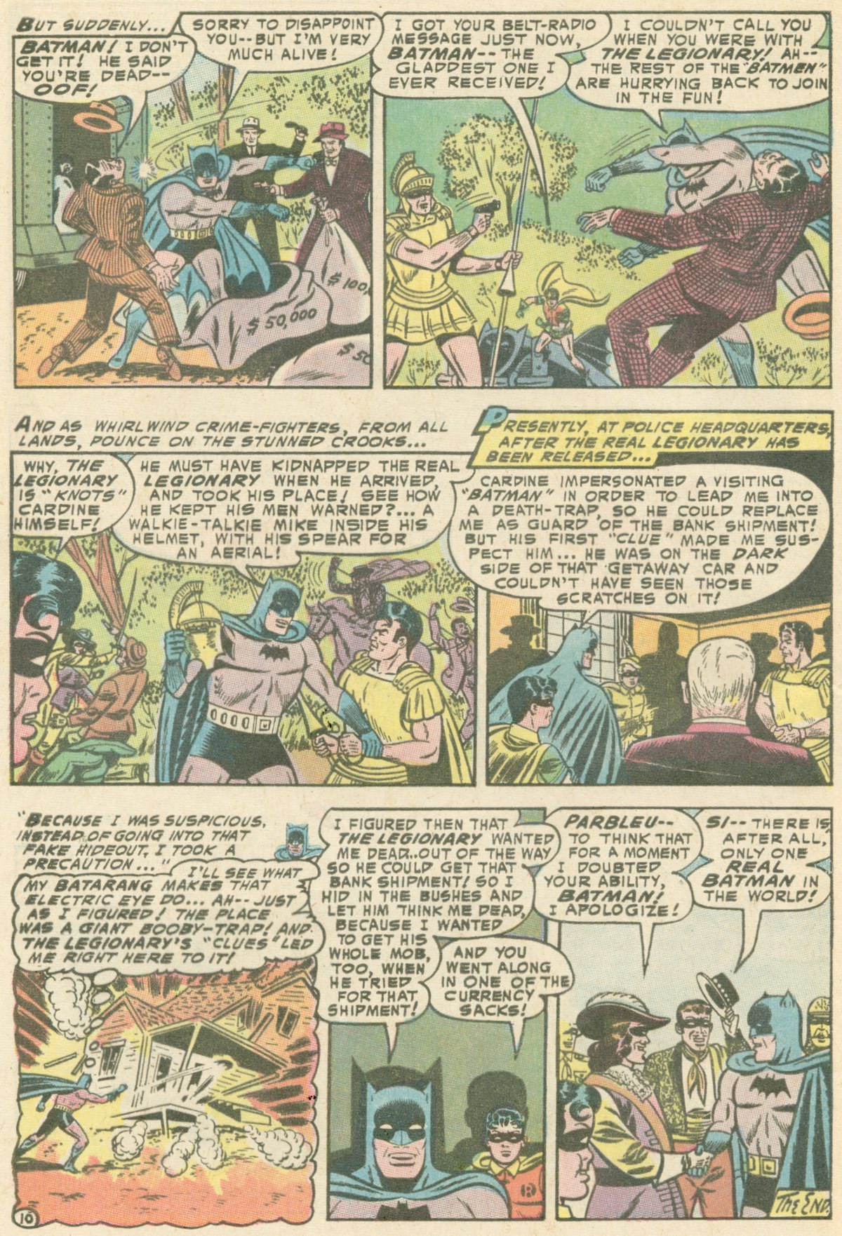 Read online World's Finest Comics comic -  Issue #180 - 32