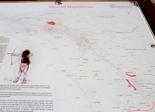 Ruta del megalitismo. Gorafe. Guadix