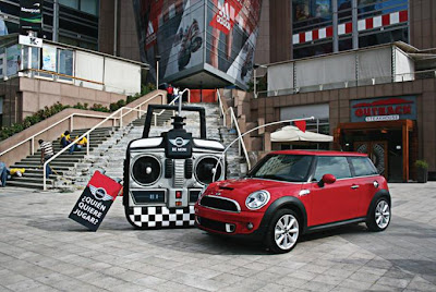Clever and Creative MINI Cooper Advertisements (20) 5