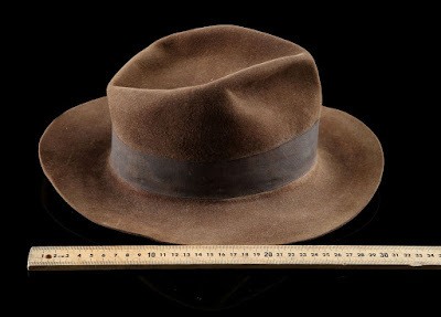 INDIANA JONES' FEDORA SOLD