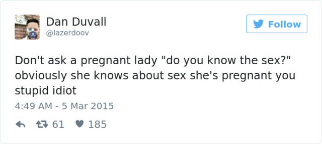 These Tweets Prove That Pregnancy Is Hell Of A Hard Work To Do (29 pics).