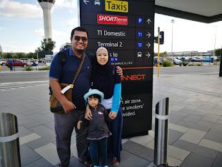 Arrival Terminal Perth
