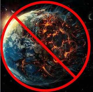 Bumi, Kiamat, bumi hancur, Bumi meledak, Earth Explode