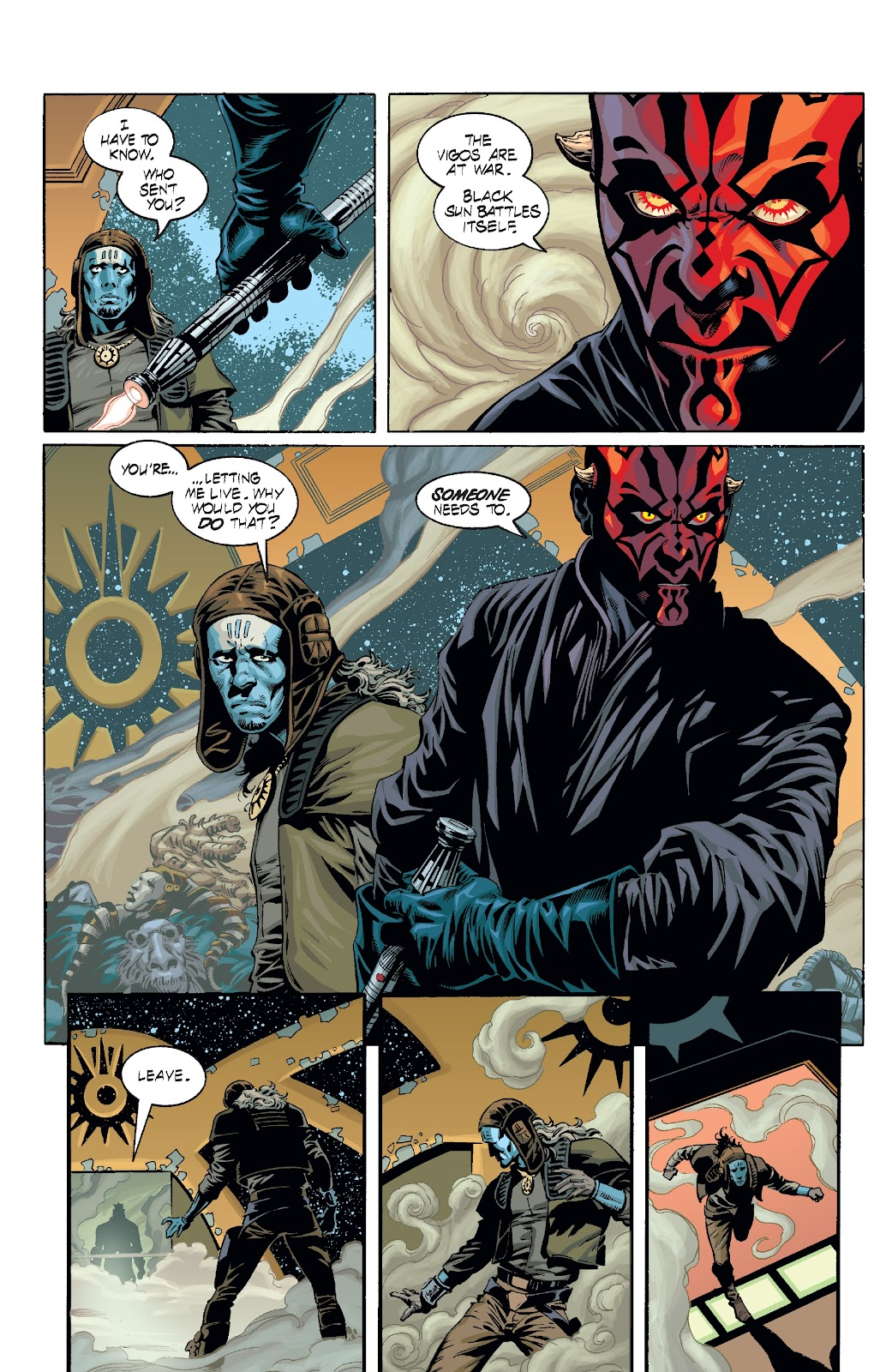 Read online Star Wars Legends: Rise of the Sith - Epic Collection comic -  Issue # TPB 2 (Part 2) - 81
