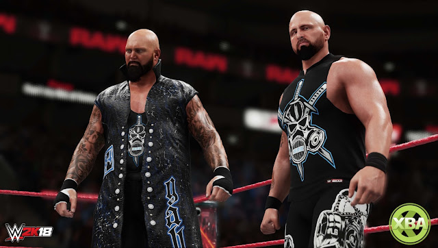 WWE 2K18 Free For PC