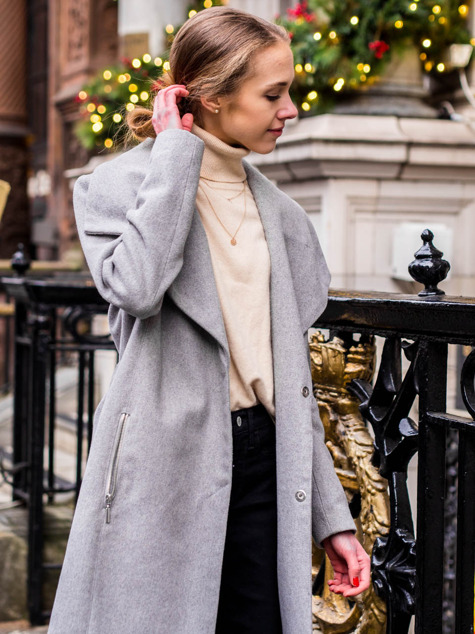 Fashion blogger winter outfit inspiration - Muotibloggaaja, talvimuoti, inspiraatio