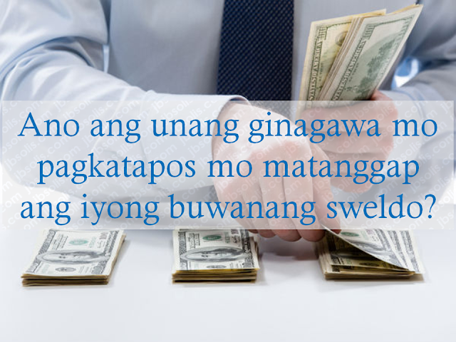 "What do you usually do right after receiving your salary on payday?  Like most Overseas Filipino Workers (OFW), their salary goes straight to the remittance center. Others go to a mall and look for sales. Some would treat themselves to a lunch or dinner with friends after a month of hard work.   To OFWs, payday has to be one of the happiest days of their lives but with lots of bills to pay and other financial obligations like settling loans, mortgages, etc., payday could cause worries as you don't know how you can make ends meet. Salary day could be frustrating when the fruit of your toil only passes through your hands and had easily gone off. Just a few days after the long-awaited salary has come, you ended up broke and without savings.  Advertisement        Sponsored Links  If this is your current financial condition, it's no wonder there is no room for savings and investing. Let me share with you these seven practical reminders about managing money wisely especially on payday.  1. Compensate yourself first Many OFWs forget to pay themselves first. After spending money to pay the bills and sending money remittance, they often neglect that they also have to save for their future. When I say ""pay yourself first,"" you should allocate at least 20 percent of your income for your investments or savings.  Before the famine in Egypt, Joseph instructed Pharaoh to keep a 20 percent of their harvest (Genesis 41:34) during the seven years of abundance. Why? Because they understood the financial principle of saving for the future. Therefore, never miss a single payday without setting aside a 20 percent of your monthly income.  2. Keep some money for emergency purposes Imagine you had received a call from your sister in the Philippines. She said you have to send P30,000 because your father had a stroke. They need the amount of a down payment so he will be admitted immediately in the hospital. What would you do? Or maybe your 5-year old son is complaining about a severe stomachache due to food poisoning. How does it feel to have a son who is sick but you have no money to bring him to the hospital?  Build an emergency fund that is readily accessible amounting 3-6 months worth of your monthly expenses. An emergency fund allows you to continue your current lifestyle without going into debt. Having an emergency fund will also help you to reduce stress.  3. Settle your bills promptly Be responsible with your financial obligations — car loan, electric bill, house mortgage, etc. You will avoid unnecessary financial worries and pressures if you know how to budget your hard-earned money wisely. Note down all the bills you have to pay each month, the respective amounts and due dates. You can automate these payments to ensure they are all paid on time and avoid extra charges or penalties for late payments.  4. Pay your debt If you have an outstanding loan or debt, be sure that you are able to fulfill your promises to the lender by paying them on time. Doing so will protect your integrity as a borrower. In addition, learn to set a financial goal by having a clear plan and time frame to free yourself from financial bondage sooner.  5. Secure a health and life insurance Sad to say, many OFWs don't have health or life insurance. If they have, usually they are not comprehensive. Therefore, it is essential to re-evaluate the policies and riders whether you are adequately protected. If not, you might want to consult a registered financial adviser to upgrade your insurance. In addition, check the mode of payment of your insurance whether they are monthly, quarterly, or annually and ensure you pay them on time.  Remember, the best investment for OFW is not the real estate or shares of stocks, but having good health. Your greatest investment is YOU so you have to be protected especially if you are a sole breadwinner or have dependents back home.  6. Share your blessings  God's financial plan is balanced. He has given us the primary responsibility of caring for our own family and relatives and ensure to meet their financial needs. As a responsible breadwinner, the ultimate purpose why you leave the country is to help them and extend your blessings.  However, don't forget to save for yourself and let your family know about your own financial goals.  7. Be a good steward of God's blessings God is the ultimate source of blessings -- your health, skills, and talents are all coming from Him. Unfortunately, money has the power to lead us away from God, whether we have it or we lack it. However, a faithful steward manages his time and money wisely and ensure that he never forget to honor Him by returning tithes.  Honoring God with your wealth means to be a cheerful giver instead of a hoarder and greedy.      Read More:  Classic Room Mates You Probably Living With    Remittance Fees To Be Imposed On Kuwait Expats Expected To Bring $230 Million Income    TESDA Provides Training For Returning OFWs  Look! Hut Built For NPA Surrenderees  Cash Aid To Be Given To Displaced OFWs From Kuwait—OWWA    Skilled Workers In The UAE Can Now Have Maximum Of Two Part-time Jobs    Former OFW In Dubai Now Earning P25K A Week From Her Business    Top Search Engines In The Philippines For Finding Jobs Abroad    5 Signs A Person Is Going To Be Poor And 5 Signs You Are Going To Be Rich"