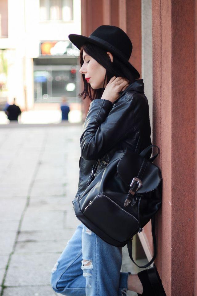 blogerka-w-kapeluszu-Częstochowa