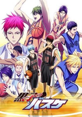 Kuroko no Basket 2ª Temporada - Todos os Episódios
