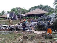 Gubernur Banten Gelar Istighasah di Lokasi Bencana Tsunami pada Malam Tahun