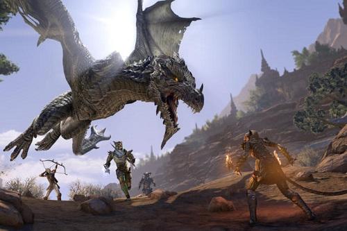 The Elder Scrolls Online: Elsweyr – Announce Trailer