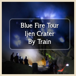 Blue Fire Tour By Train