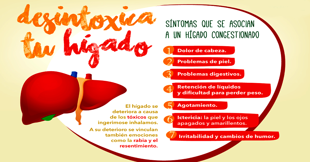 10 consejos para limpiar tu hígado   Stevia Natural