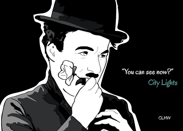 charles-chaplin-luces-de-la-ciudad-city-lights-ilustracion