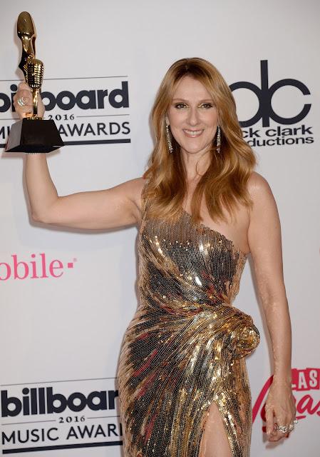 Actress, Singer, @ Celine Dion - 2016 Billboard Music Awards, T-Mobile Arena, Las Vegas