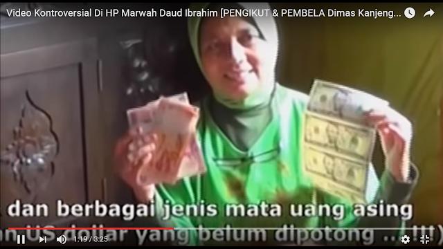 Tetap Ngotot, Marwah Daud Tunjukan Rekamanya Sendiri Saat Dimas Kanjeng Gandakan Uang