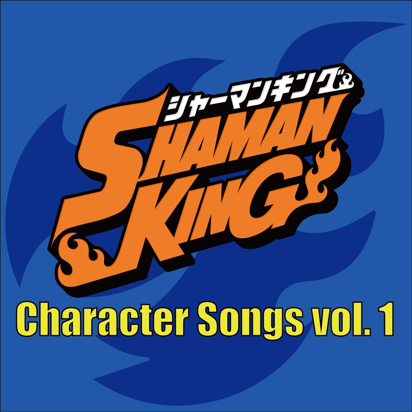 SHAMAN KING (2021) Character Songs vol.1