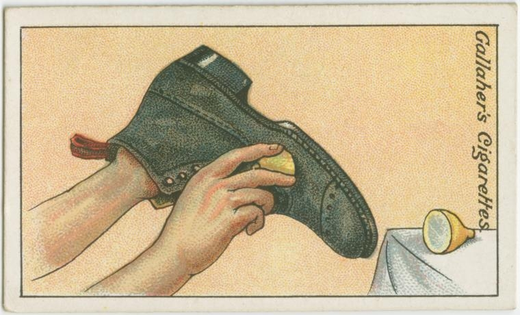 09-How-to-clean-new-boots-Gallaher-How-to-do-Cards-from-the-Early-1900-www-designstack-co