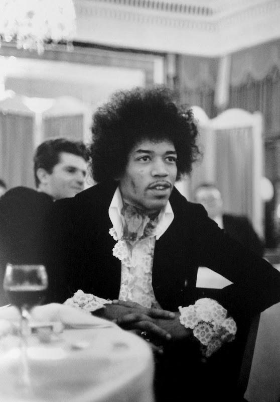 Jimi Hendrix, 1960s menswear, Dandy Fashion,  Sam Pig in Love Clothing Label
