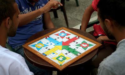 لعبة البارشي المغربية