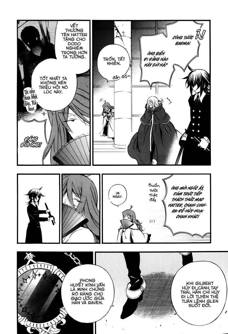 Pandora Hearts chương 079 - retrace: lxxix falling trang 15