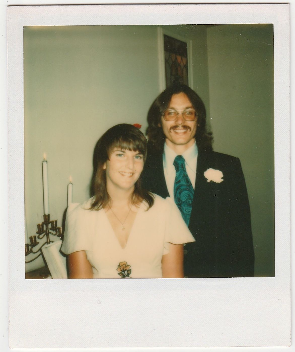 70 Interesting Vintage Polaroid Snaps Of Weddings In The