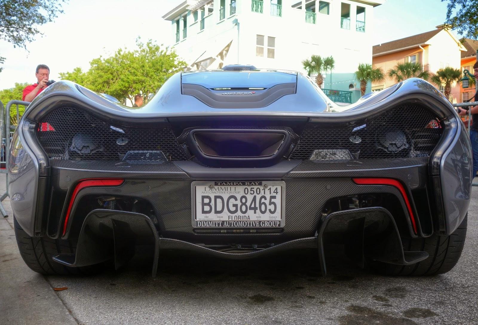The Sexy Mclaren P1 Hot Supercars