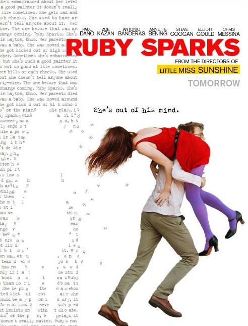 Ruby Sparks Movie Trai...