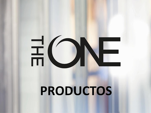 The One Productos