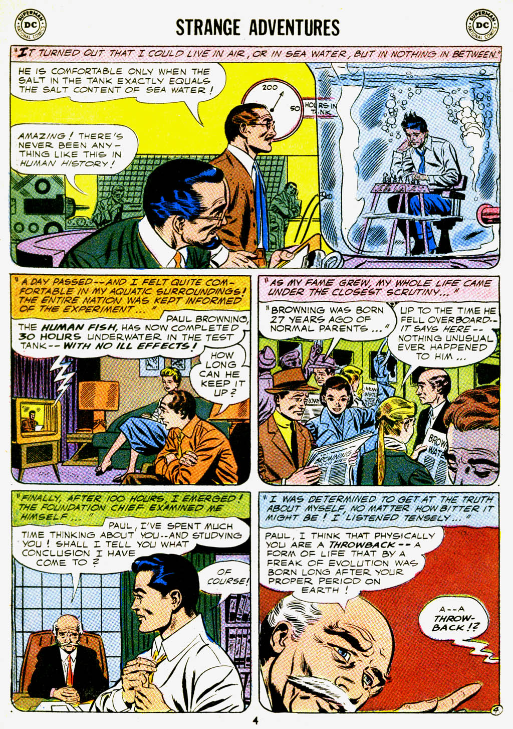 Strange Adventures (1950) issue 227 - Page 6
