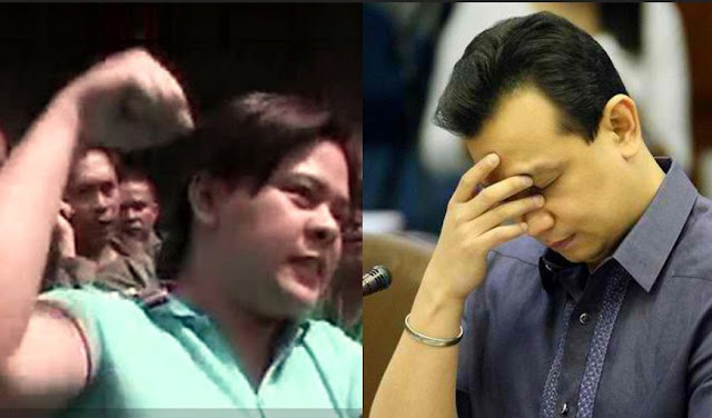 LOOK:  Netizens Lambasts Sen. Trillanes After Implicating Pres. Duterte's Son-in-Law Manases Carpio