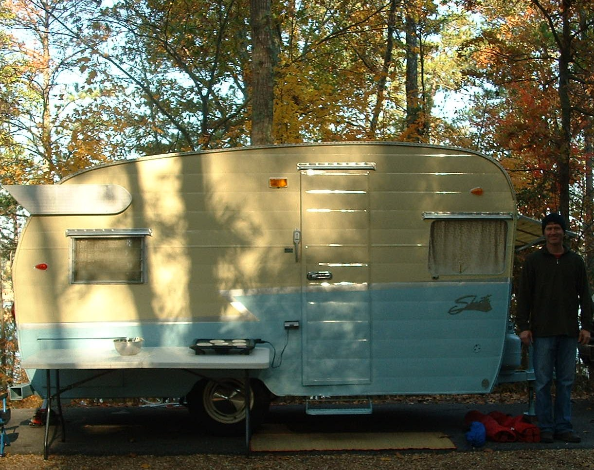 Vintage Awnings Shasta And Airstream Gathering At