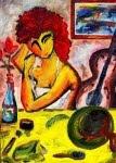La noia dels cabells vermells (Toni Arencón Arias)