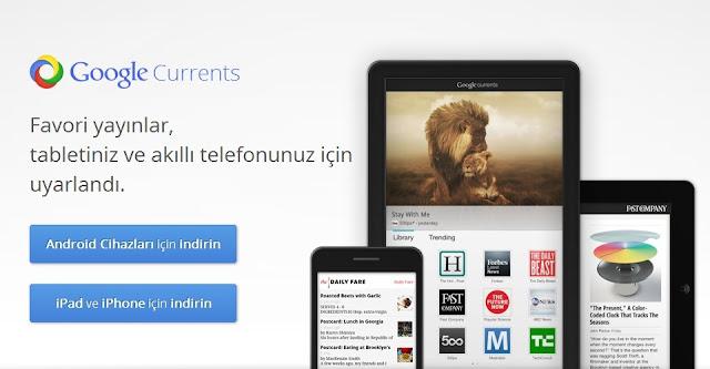 Blog'umu Google Play Gazetecilik üzerinden de hem Android hem de iOS'ta takip edebilirsiniz