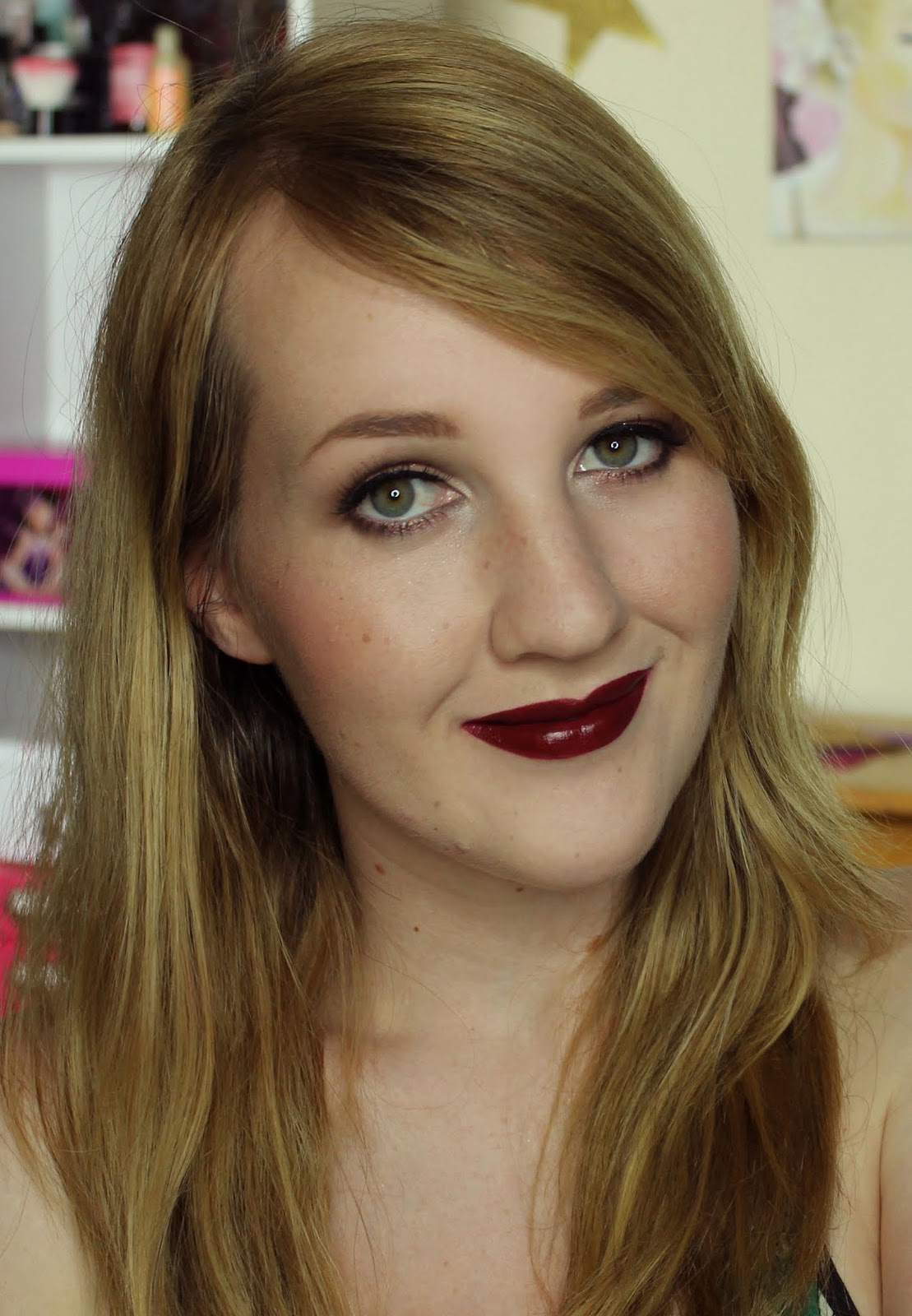 Wet n Wild Megalast Lip Color - Cherry Bomb swatch & review