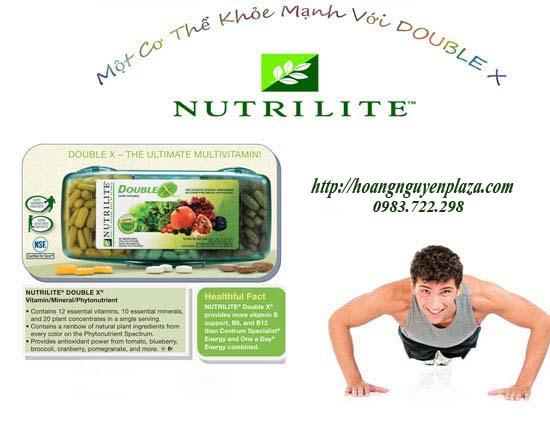 Nutrilite Doublex Amway