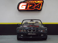 BMW Z3 Roadster - Tamiya 1/24 24166