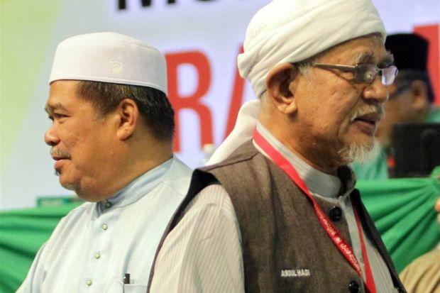 Syed Johan Rizal Muktamar Pas Kembalikan Siratul